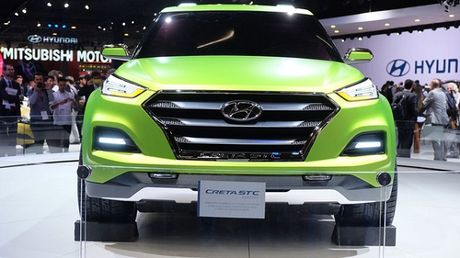 Bat ngo voi xe ban tai Hyundai Creta STC - Anh 3