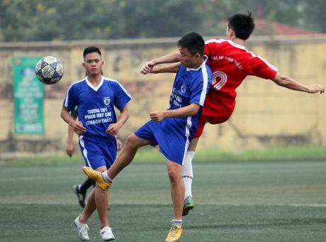 THPT Tran Quoc Tuan va THPT Nguyen Thi Minh Khai vao chung ket - Anh 14