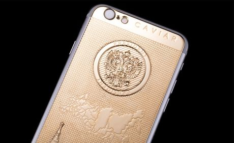 "iPhone 7 ""Donald Trump"" co gia hon 3000 USD - Anh 4"