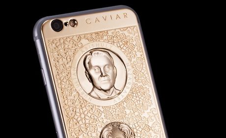 "iPhone 7 ""Donald Trump"" co gia hon 3000 USD - Anh 10"