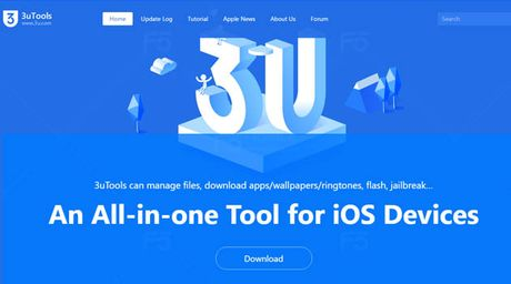 3uTools - cong cu thay the iTools cho cac thiet bi cua Apple - Anh 1