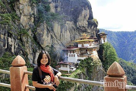 7 li do khien Bhutan la quoc gia hanh phuc nhat the gioi - Anh 1