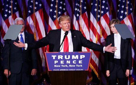 The gioi tuan qua: Ong Donald Trump dac cu Tong thong My - Anh 1