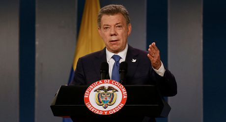 Chinh phu va quan noi day Colombia ky thoa thuan hoa binh moi - Anh 1
