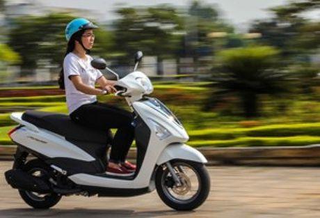 Thu hoi tren 31.000 xe may Yamaha loi - Anh 1