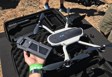 GoPro thu hoi toan bo so drone Karma vi loi sap nguon khi hoat dong - Anh 1
