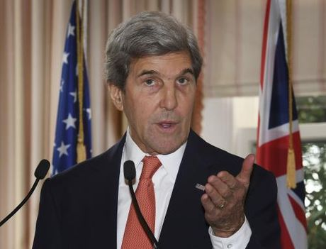 Ngoai truong My John Kerry: Hy vong ong Trump khong phan doi TPP - Anh 1