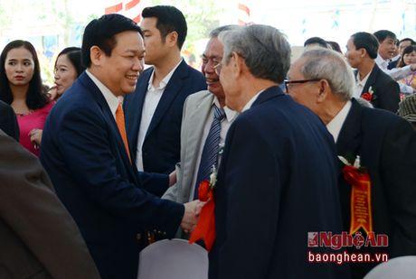 Pho Thu tuong Vuong Dinh Hue du le ky niem 55 nam thanh lap Truong Nguyen Duy Trinh - Anh 10