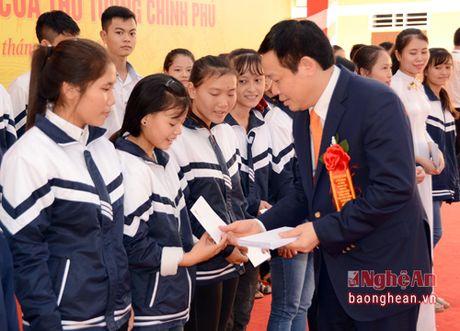 Pho Thu tuong Vuong Dinh Hue du le ky niem 55 nam thanh lap Truong Nguyen Duy Trinh - Anh 5