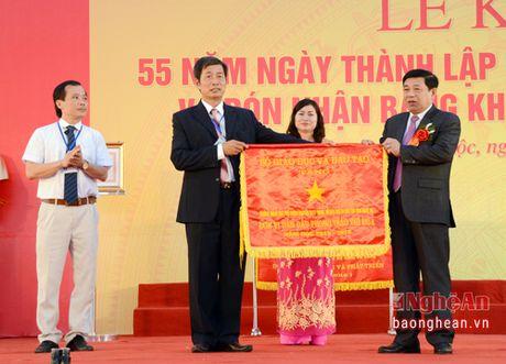 Pho Thu tuong Vuong Dinh Hue du le ky niem 55 nam thanh lap Truong Nguyen Duy Trinh - Anh 7