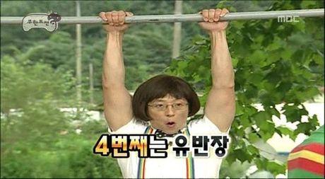 Fan dien dao truoc body 'hoan hao' cua ba anh em Kwang-Yoo-Kook nha Running Man - Anh 10