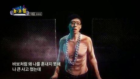Fan dien dao truoc body 'hoan hao' cua ba anh em Kwang-Yoo-Kook nha Running Man - Anh 12
