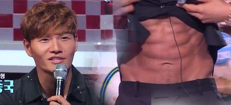 Fan dien dao truoc body 'hoan hao' cua ba anh em Kwang-Yoo-Kook nha Running Man - Anh 2
