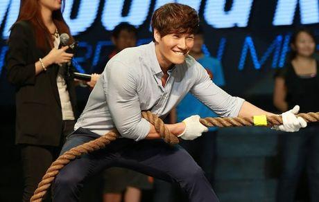 Fan dien dao truoc body 'hoan hao' cua ba anh em Kwang-Yoo-Kook nha Running Man - Anh 3