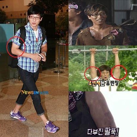 Fan dien dao truoc body 'hoan hao' cua ba anh em Kwang-Yoo-Kook nha Running Man - Anh 9