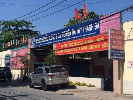 Bat hai hoc vien cua co bao ve trung tam cai nghien Thanh Da - Anh 1