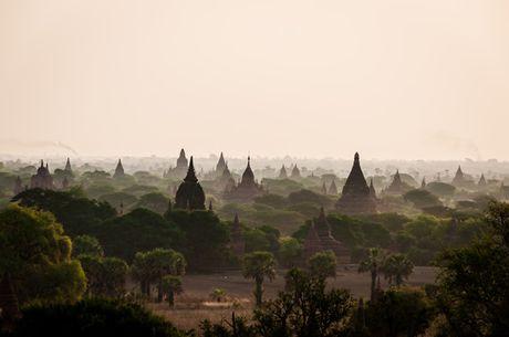 Myanmar - Giac mo khong hoang duong - Anh 1