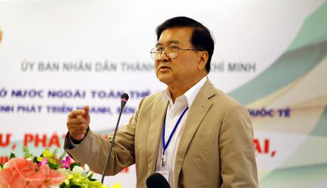 Bi thu Dinh La Thang: Sang kien kieu bao la 'ngan hang y tuong' cho TP.HCM - Anh 3