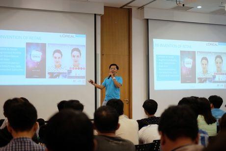 1.500 sinh vien du su kien huong nghiep, tuyen dung cua FPT Software TP.HCM - Anh 2