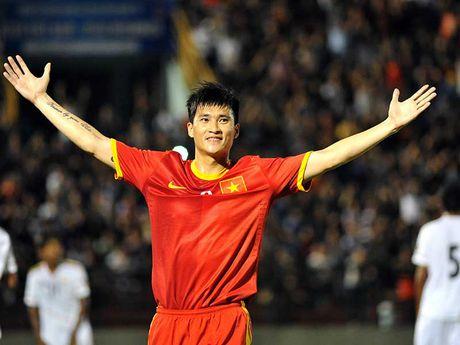 Cong Vinh va niem tin truoc AFF Cup cuoi cung - Anh 1