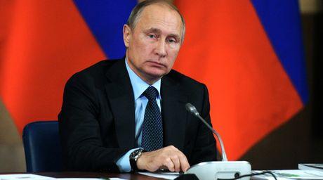 Nga lien tiep tap tran, Tong thong Putin noi gi? - Anh 1