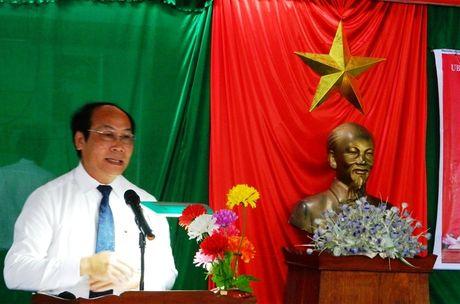 Ngay hoi dai doan ket KDC Huong Son (Quang Nam) - Anh 3
