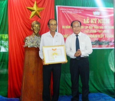 Ngay hoi dai doan ket KDC Huong Son (Quang Nam) - Anh 4