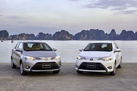 Toyota Vios: Bi che nhieu nhung ban chay nhat - Anh 1