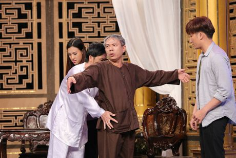 Hoai Linh, Tran Thanh bi pha kich ban o On gioi cau day roi - Anh 3
