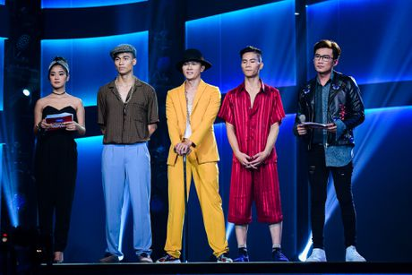 Quan quan Vietnam's Got Talent thi Thu thach cung buoc nhay - Anh 4