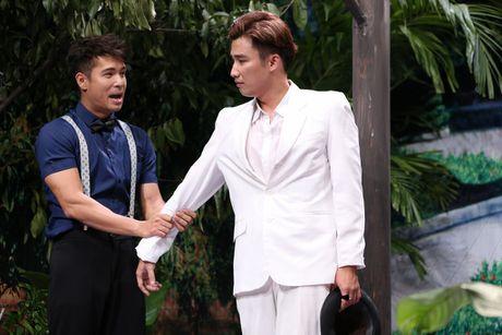 Scandal tinh ai cua Ha Ho hai huoc tren san khau On gioi - Anh 9