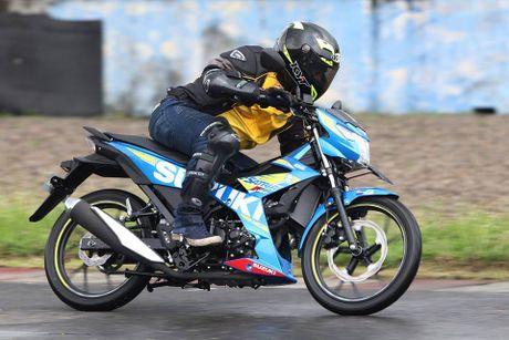 Suzuki Raider the he moi sap ra mat tai Viet Nam - Anh 1