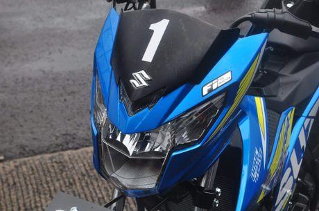 Suzuki Raider the he moi sap ra mat tai Viet Nam - Anh 2