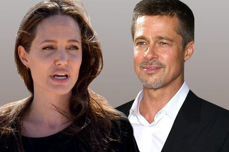 Brad Pitt doa tung bang gay bat loi cho Angelina Jolie - Anh 1