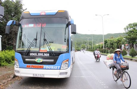 Da Nang: Bi xu ly, xe Hanh Cafe van 'nhon luat' don khach le - Anh 1