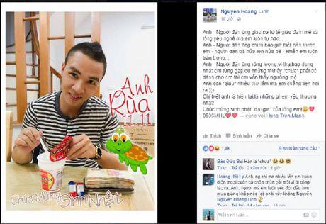 MC Hoang Linh: Ban trai moi la 'dai gia' - Anh 2