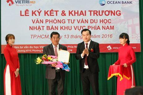 Ky ket hop tac tu van du hoc Nhat Ban khu vuc phia Nam - Anh 2