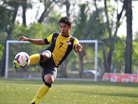 Malaysia hy vong vao 'hang thua' Irfan Fazali tai AFF Cup - Anh 1