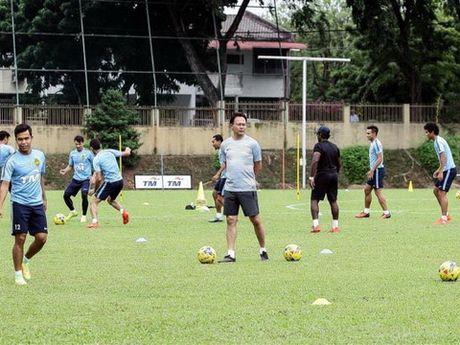 Malaysia hy vong vao 'hang thua' Irfan Fazali tai AFF Cup - Anh 2