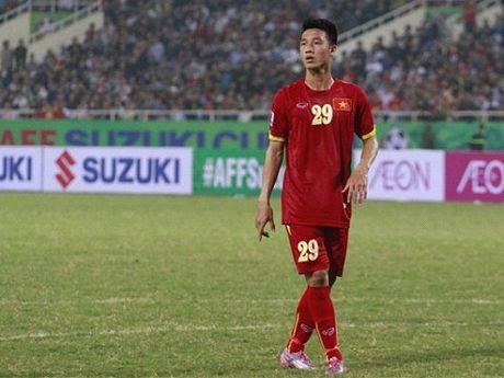 Huy Toan tiec khi khong duoc du AFF Cup 2016 - Anh 1