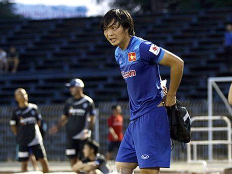 Huy Toan tiec khi khong duoc du AFF Cup 2016 - Anh 2