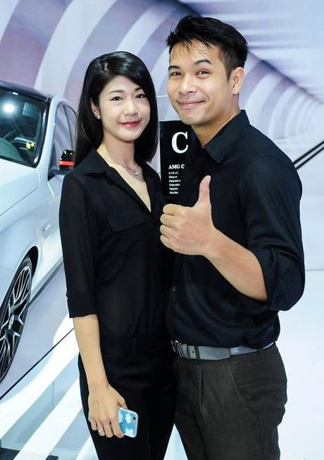 Truong The Vinh lan dau thua nhan da chia tay ban gai co truong xinh dep - Anh 1