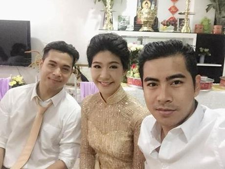 Truong The Vinh lan dau thua nhan da chia tay ban gai co truong xinh dep - Anh 3