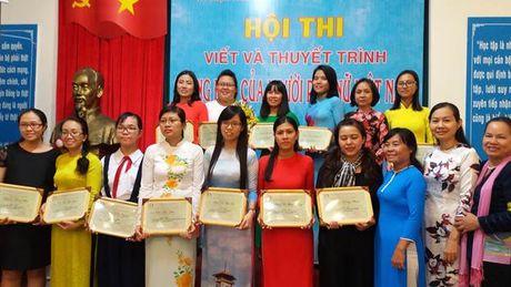 Bao tang Phu nu Nam Bo: To chuc vong chung ket cuoc thi 'Cong duc cua nguoi phu nu Viet Nam' - Anh 1