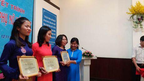 Bao tang Phu nu Nam Bo: To chuc vong chung ket cuoc thi 'Cong duc cua nguoi phu nu Viet Nam' - Anh 2