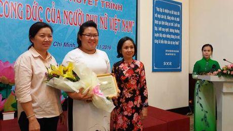 Bao tang Phu nu Nam Bo: To chuc vong chung ket cuoc thi 'Cong duc cua nguoi phu nu Viet Nam' - Anh 4