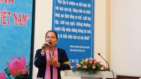 Bao tang Phu nu Nam Bo: To chuc vong chung ket cuoc thi 'Cong duc cua nguoi phu nu Viet Nam' - Anh 5