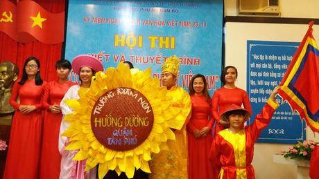Bao tang Phu nu Nam Bo: To chuc vong chung ket cuoc thi 'Cong duc cua nguoi phu nu Viet Nam' - Anh 7
