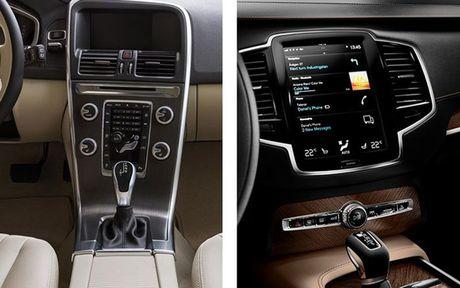Man nhan voi xe sang Volvo XC60 2017 - Anh 7