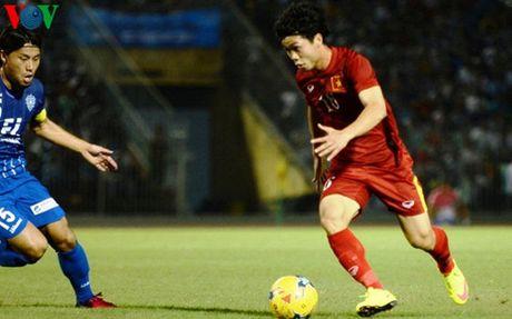 Ket qua bong da hom nay 13/11: Viet Nam hoa dang tiec Avispa Fukuoka - Anh 1